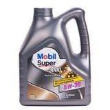 """Масло моторное синтетическое """"Super 3000 X1 Formula FE 5W-30"""", 4л"""