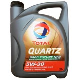 """Масло моторное синтетическое """"QUARTZ 9000 FUTURE NFC 5W-30"""", 4л"""