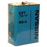"""Масло трансмиссионное синтетическое """"CVT NS-2"""", 4л"""