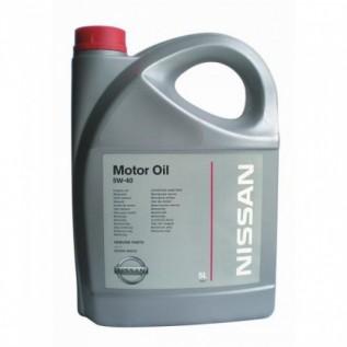 "Масло моторное синтетическое ""Motor Oil 5W-40"", 5л"
